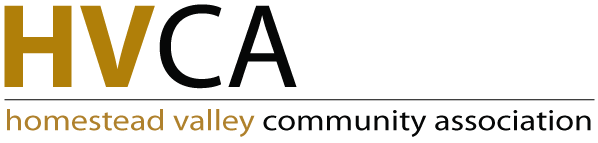 Homestead Valley Community Association Retina Logo